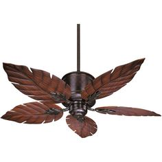 Found it at Wayfair - Portico Ceiling Fan in English Bronze