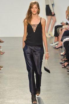 Fashion Week, P/V 2014, Thakoon. http://angelguardiandelamoda.wordpress.com/2013/09/08/fashion-week-pv-2014-thakoon/