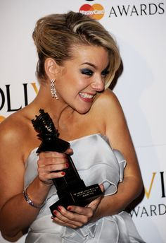 Sheridan Smith Actress Sheridan Smith, winner of Best Actress in a ...