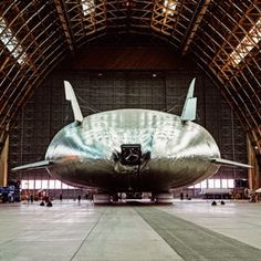 Airship of Dreams: Lighter-Than-Air Travel Is Back - Popular Mechanics