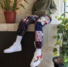 Mens Fashion 2018, Fashion Mag, Fashion Today, School Fashion, Diy Fashion, Fashion Outfits, Punk Outfits, Aesthetic Fashion, Simple Outfits