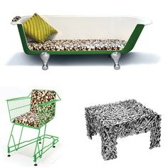 Decoraci n y muebles ecol gicos on pinterest 68 pins - Muebles ecologicos ...