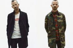 Supreme Fall/Winter 2012 Collection Lookbook