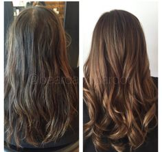 #caramel #caramelhair #balayage #hair #longhair
