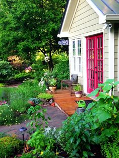 Everyone needs a garden retreat.