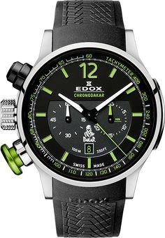 Edox ChronoDakar The official watch of the Dakar Rallye 2015