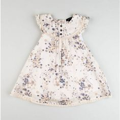 Calvin Klein toddler dress so sweet.
