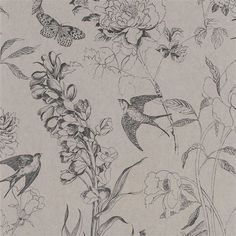 Designers Guild Wallpaper Sibylla PDG714-01