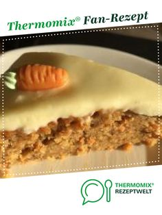 Weltbester Karottenkuchen/ Carrot Cake von Ein Thermomix ® Rezept a… World's Best Carrot Cake / Carrot Cake by A Thermomix ® recipe from the Baking Sweet category www.de, the Thermomix® Community. Easy Chocolate Desserts, Chocolate Cake Recipe Easy, Homemade Chocolate, Chocolate Recipes, Easy Vanilla Cake Recipe, Homemade Vanilla, Easy Cake Recipes, Carrot Recipes, Homemade Recipe