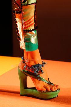 Jean Paul Gaultier Spring 2013 Couture Fashion Show Details