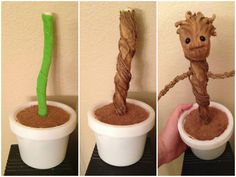How to make your very own dancing baby Groot in just 38 seconds - Lost At E Minor: For creative people