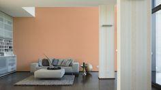 """Raumgestaltungen mit """"Esprit 12"""". Tolle Farben zaubern in Ihr Zuhause im Handumdrehen eine schöne Osteratmosphäre. Esprit home Tapete 327662"""