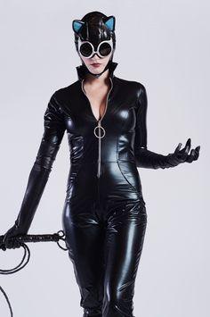 Bianca Matcham als Catwoman