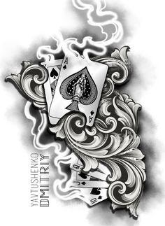 best Ideas for tattoo sleeve nautical art - Tattoo Style - Card Tattoo Designs, Half Sleeve Tattoos Designs, Arm Sleeve Tattoos, Forearm Tattoo Men, Tattoo Designs Men, Forearm Sleeve, Dope Tattoos, Tattoos For Guys, Stencils Tatuagem