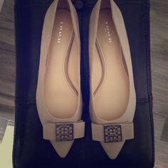 Spotted while shopping on Poshmark: COACH FLATS NWOT!! #poshmark #fashion #shopping #style #Coach #Shoes
