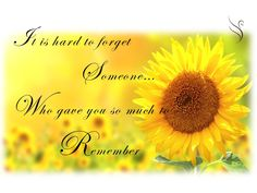 It is hard to forget someone who gave you so much to remember Funeral Quotes, Never Forget, Family Quotes, Grief, Memories, Thoughts, Bullets, Flowers, Memoirs