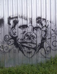Graffiti Art, via Flickr.