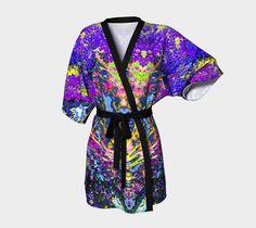 01143 Kimono Robe by designsbyjaffe on Etsy