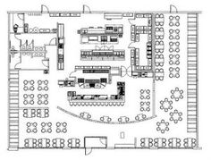 Small Restaurant square floor plans Every restaurant needs