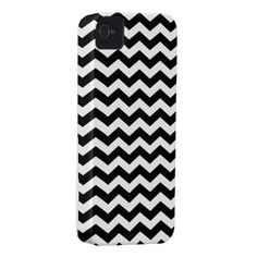 Chevron Pattern iPhone 4 / 4s Casemate Case iPhone 4 Covers