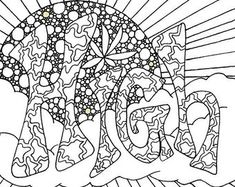 19 Best Drugz Coloring Pages Images Coloring Book Coloring Pages