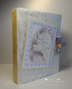 Bebunni Baby Notelets Book