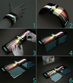 SONY future gadgets