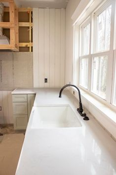 Why We Chose Quartz Countertops - thewhitebuffalostylingco.com
