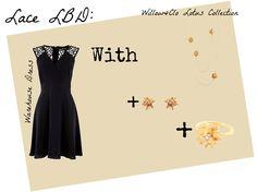 Styling a Little Black Dress- with Willow Jewellery Blog Images, Bible, Jewellery, Dress, Black, Home Decor, Fashion, Biblia, Moda
