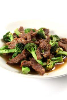 Oriental Beef Stir Fry - low carb - sounds fabulous!