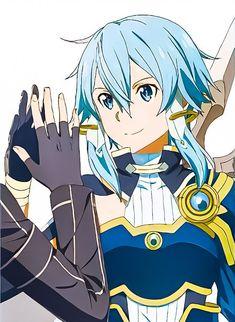 Sao Anime, Rwby Anime, Anime Manga, Anime Artwork, Fantasy Artwork, Sword Art Online Yuuki, Sinon Sao, Kingdom Hearts Anime, Sao Characters