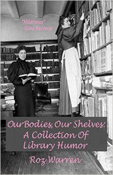 #PhillyCalendar Today 1-4pm @CynwydStationCa OUR SHELVES; A COLLECTION OF LIBRARY HUMOR Author Roz Warren