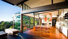 From homes to iconic buildings, here are some of the most influential and most famous architects of Australia. House On Stilts, Outdoor Spaces, Outdoor Decor, Indoor Outdoor, Famous Architects, Home Studio, Architect Design, Home Fashion, Beautiful Homes