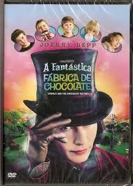 Resultado de imagem para a fantástica fábrica de chocolates