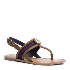 tommy hilfiger jada sandal tommy hilfiger accessories. Black Bedroom Furniture Sets. Home Design Ideas