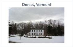 Dorset, Vermont, Place Photo Poster Collection #11