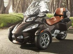 Can-Am Spyder RT Roadster Limited