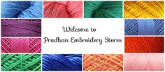 Pradhan Embroidery Stores | Home | Pradhan Embroidery Stores