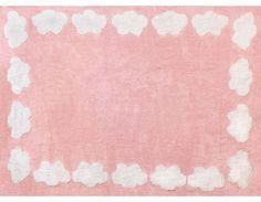 Tapete Nube Rosa decoracion para habitaciones originales