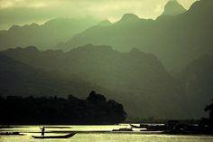 Phong Nha Kebang, Vietnam (photo by Arddu)