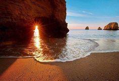 Le soleil, la mer,....