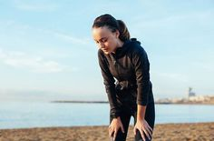 Why throwing up after a workout is more common than you might think