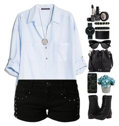 """""""upset"""" by michelledhrm ❤ liked on Polyvore"""