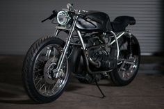 Foundry Motorcycle, BMW R80 | CustomBike.cc