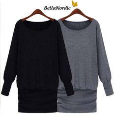 FALL  NEWS   Skøn kjole/ lang top I plus size.  Pris kun 299 ,-  Se den her: http://bellanordic.dk/product/kjole-286/   Se alle vores nyheder her: http://bellanordic.dk/category/nyheder-43/
