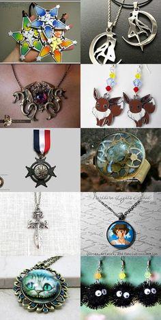 Cosplay cute jewelry