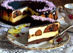 Sernik z pierniczkami - przepis ze Smaker.pl Tiramisu, Cheesecake, Pudding, Ethnic Recipes, Food, Kuchen, Cheesecakes, Custard Pudding, Essen
