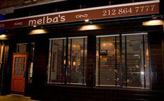 """Melba's Restaurant, Harlem, NY (our """"secret"""" spot:)"""