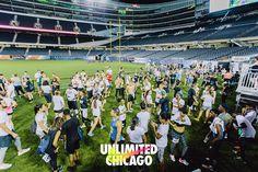 Nike+ Chicago invite