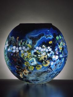 Josh Simpson Contemporary Glass